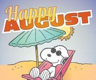 Happy August