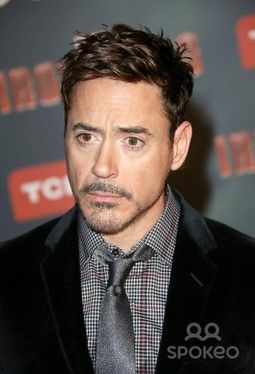 Robert Downey Jr. @ Premiere of 'Iron Man 3' held at the Grand Rex theater in Paris 4/14/13