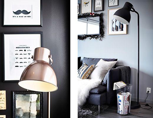 Ikea Lampen Staand : Staande lamp ikea great verlichting ikea voor hektar staande lamp