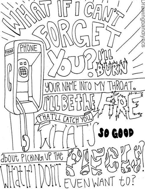 Dbl 006 Caraphernelia Pierce The Veil Lyrics Band Quotes Pierce The Veil