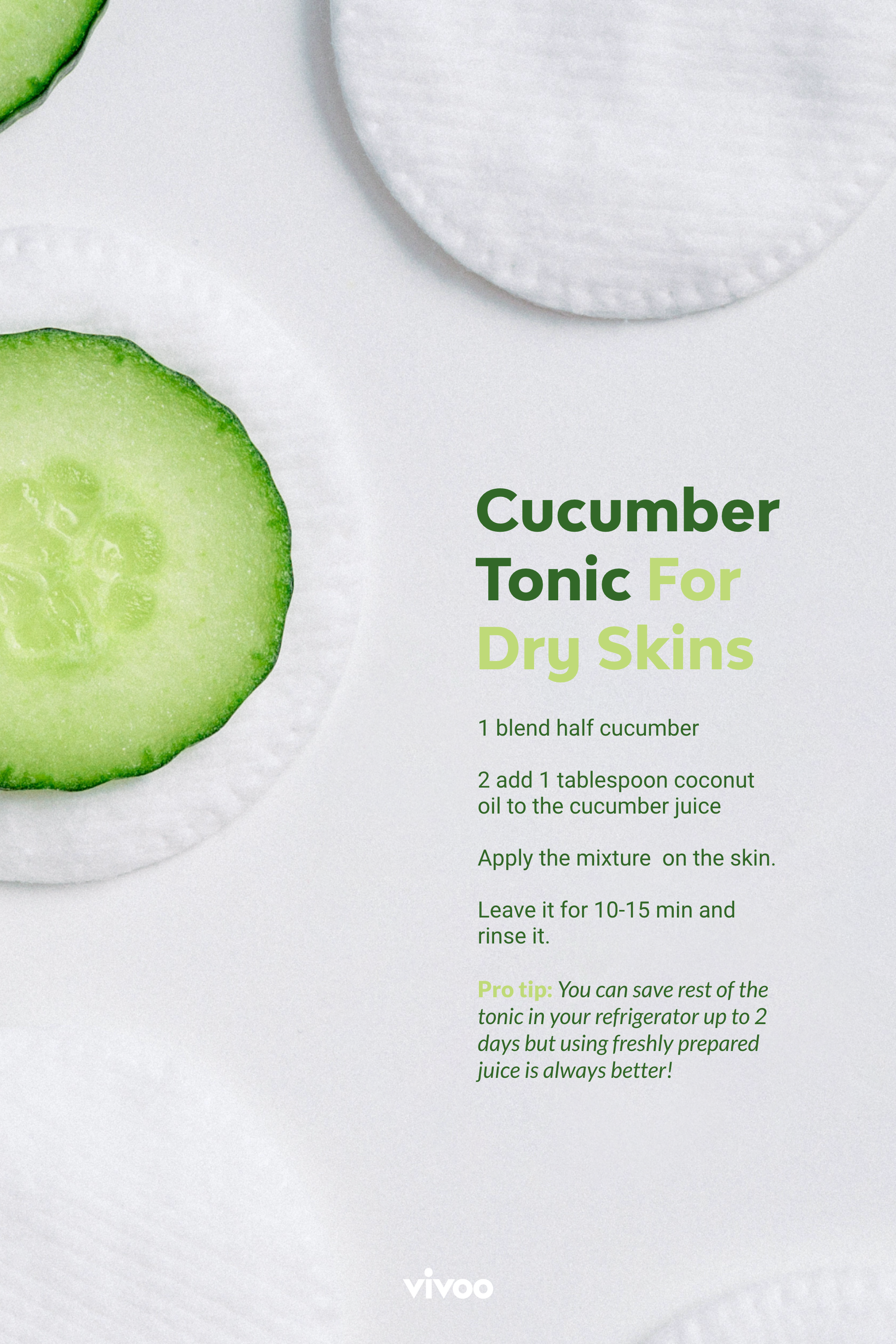 Cucumber Tonic For Dry Skins Personalized Nutrition Nutrition Advice Acidic Foods