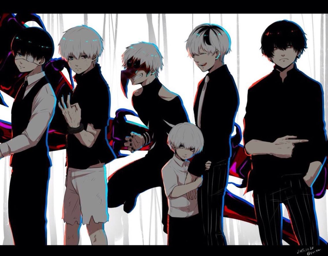 Pin by krystal wang on mY WeEb hEaRt in 2020 Tokyo ghoul