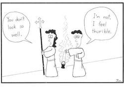 Altar boy humor
