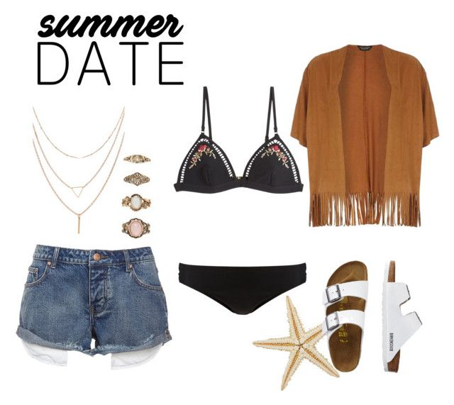 """""""Summer Date"""" by karenxcii ❤ liked on Polyvore featuring Dorothy Perkins, Phase Eight, Zimmermann, TravelSmith, Forever 21, contest, summerstyle, summerdate and summer2016"""