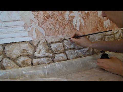 Штукатурка стен своими руками: приготовление, нанесение по 39