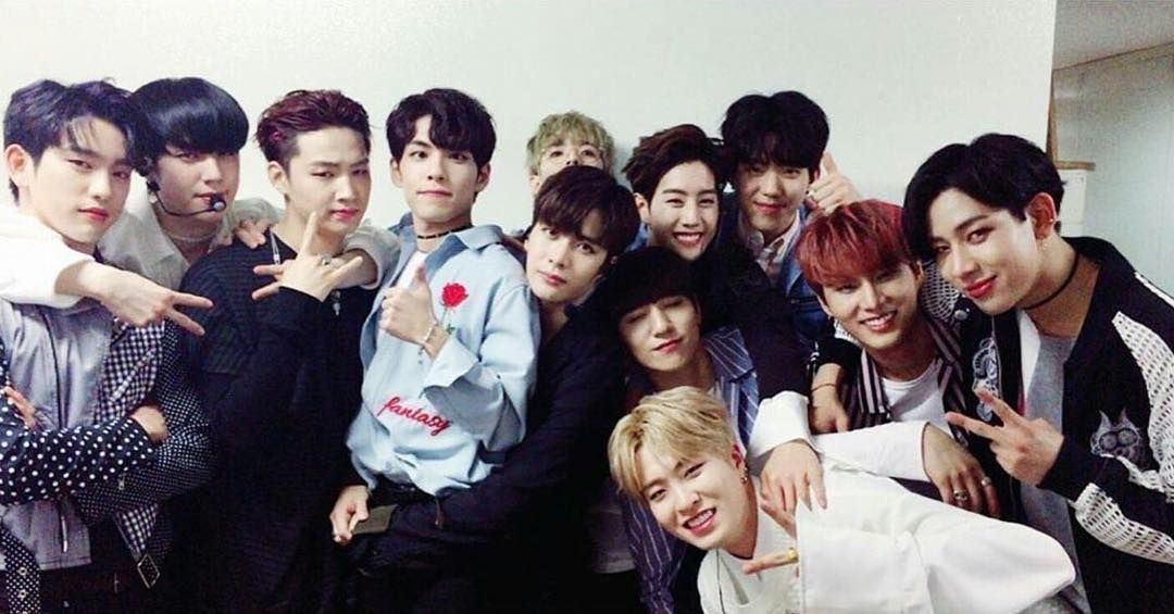 Image result for got7 and day6