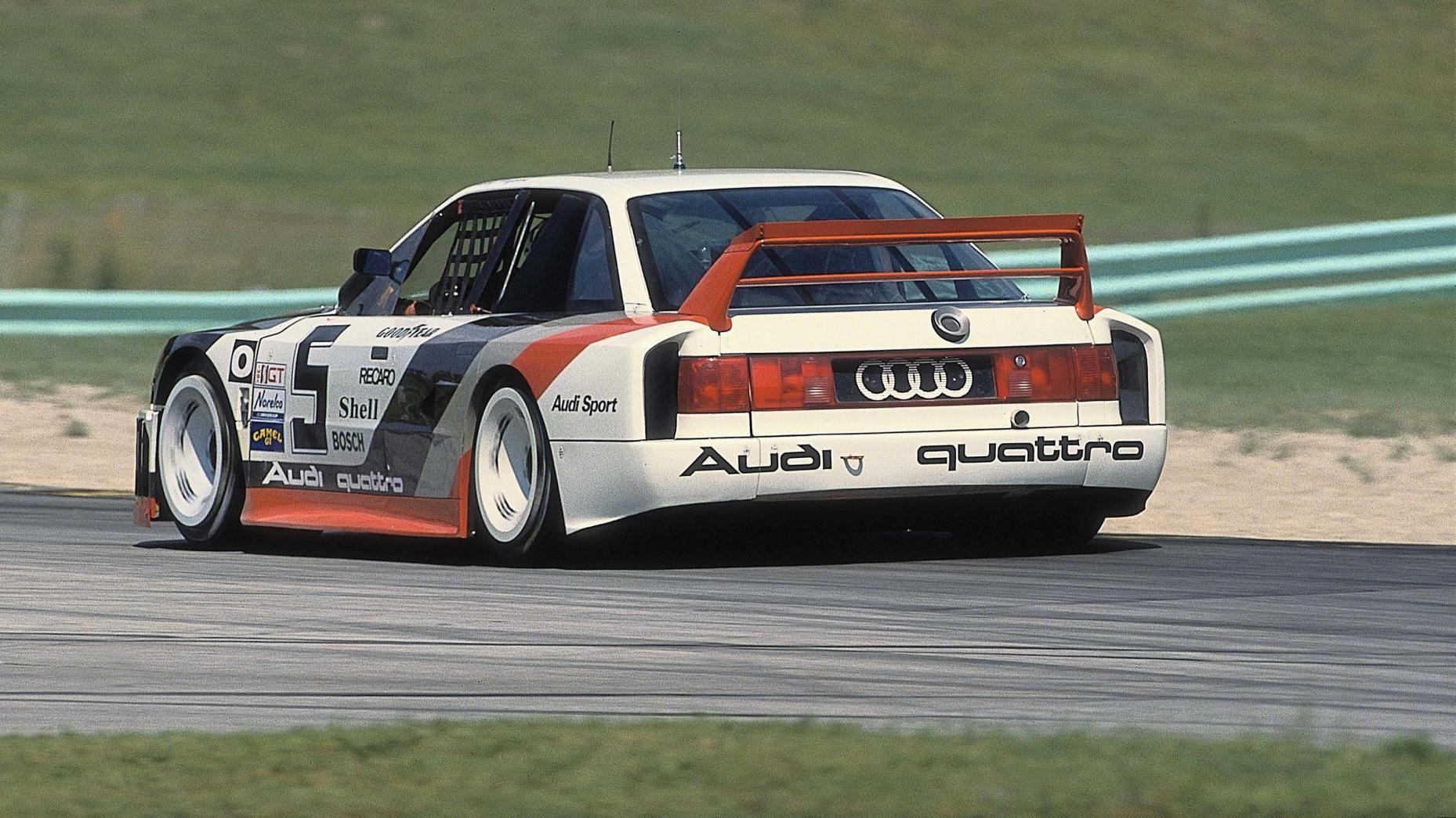 Top Gear S Guide To The Audi 90 Quattro Imsa Gto Gto Car Audi Motorsport Audi