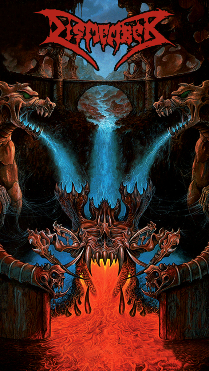 Metal Phone Wallpapers Android 1080x1920 Death Metal Metal Albums Metal Band Logos
