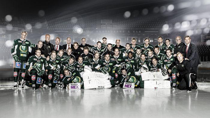 Swedish Hockey League Farjestad Bk 2013 2014 From The Bottom To The Silver Place Pretty Good Achievement This Season Hockey Ice Hockey League