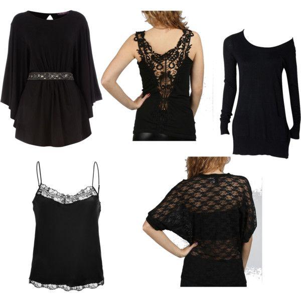 black tops that I want