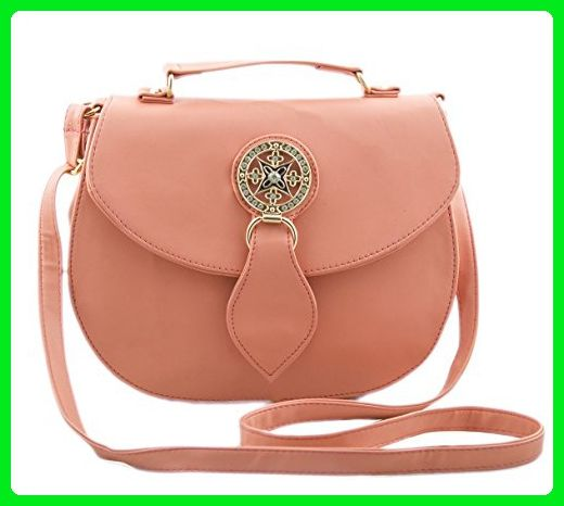 32a641bd2 Voaka Women's PEACH Sling Bag - Crossbody bags (*Amazon Partner-Link ...
