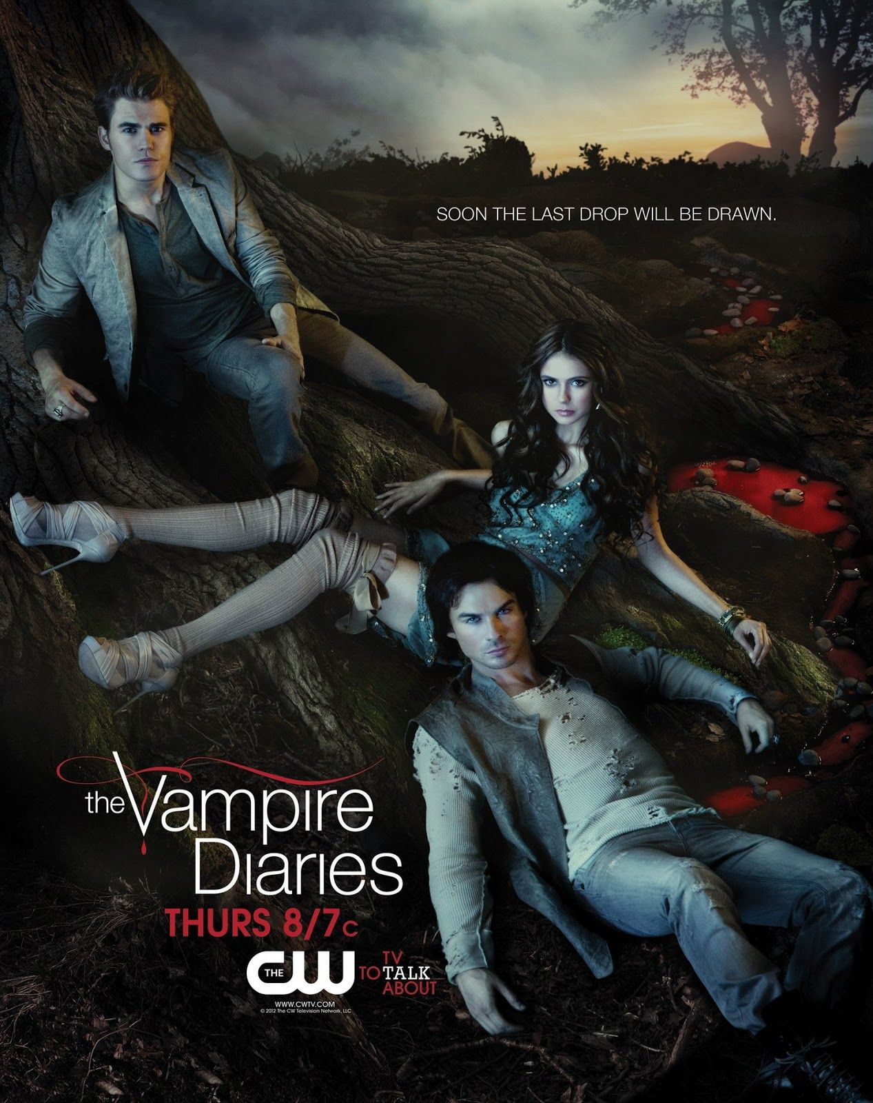 Salvatore on the vampire diaries he was pictures to pin on pinterest - Vampire Diaries Posters The Vampire Diaries Poster Gallery6