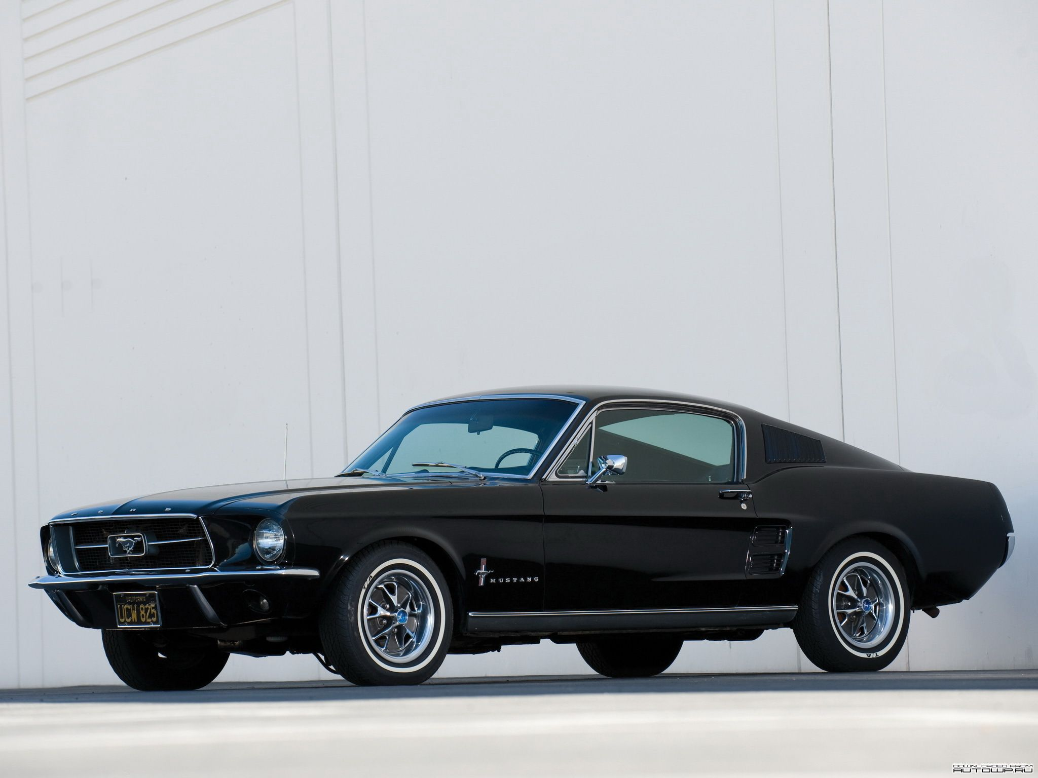 Mustang Fastback '1967 Mustang fastback, Ford mustang