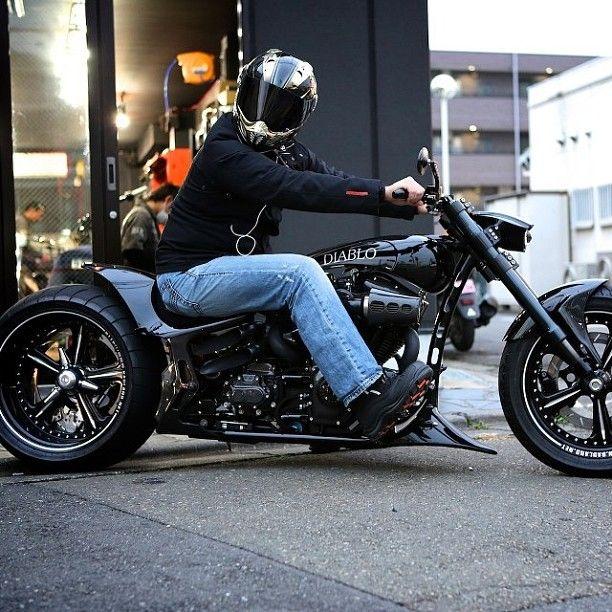 Diablo By Bad Land Custom Motorcycles Pinterest Cars Wheels