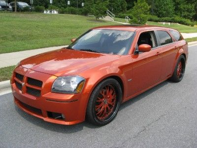 E Garage 2006 Dodge Magnum Srt8 Flemings Ultimate Garage