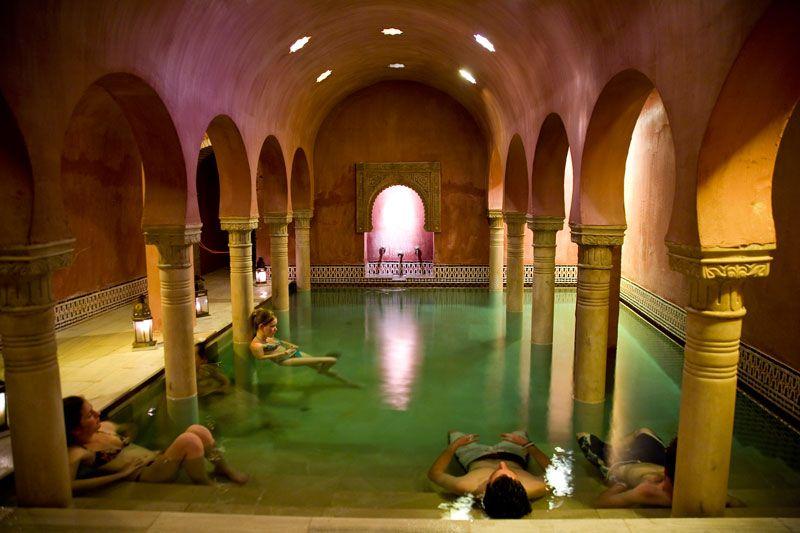 Banos Arabes Venta De Entradas A La Alhambra Banos Arabes