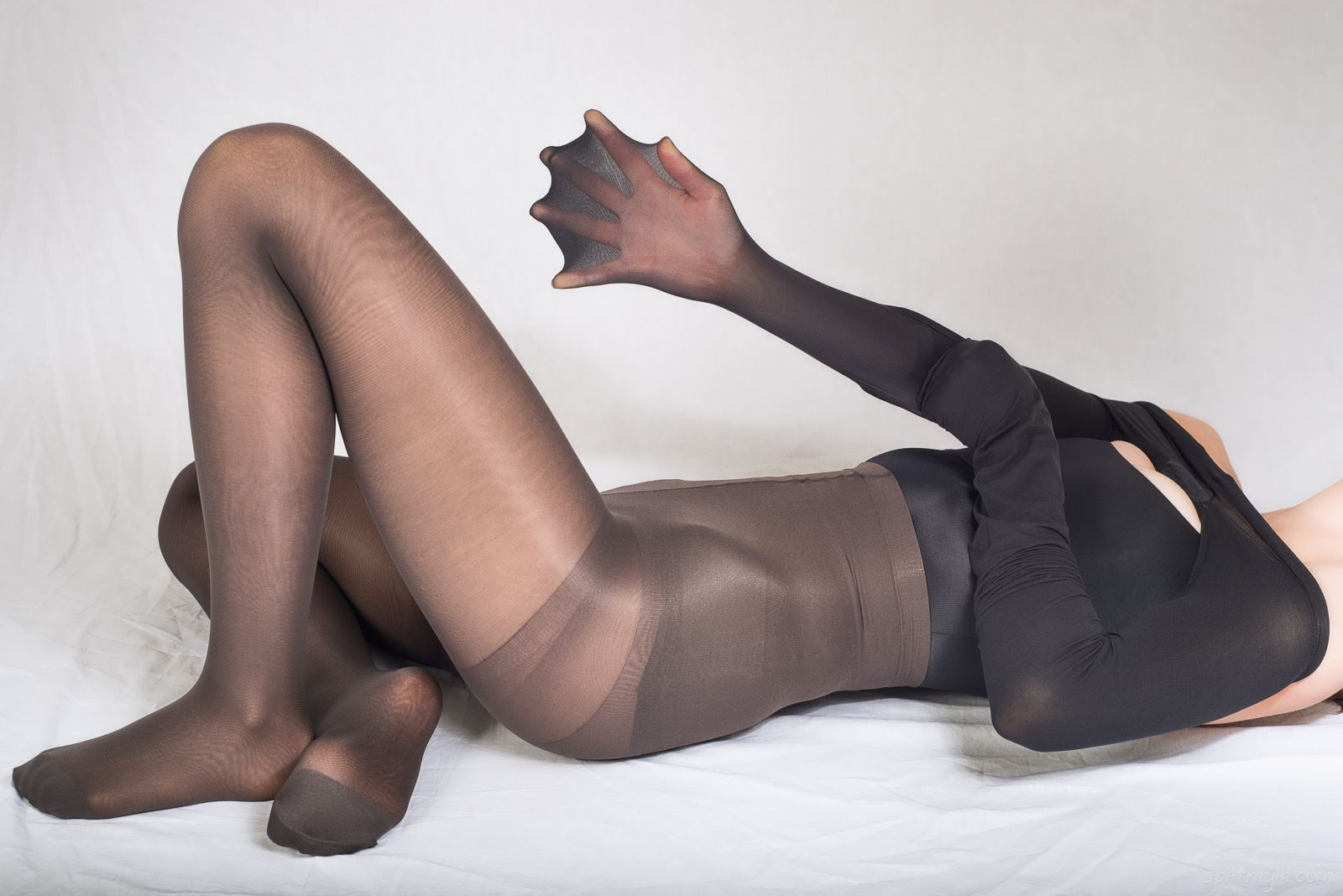 Pantyhose encasement galleries, sexy milf with great tits sucking cock dry