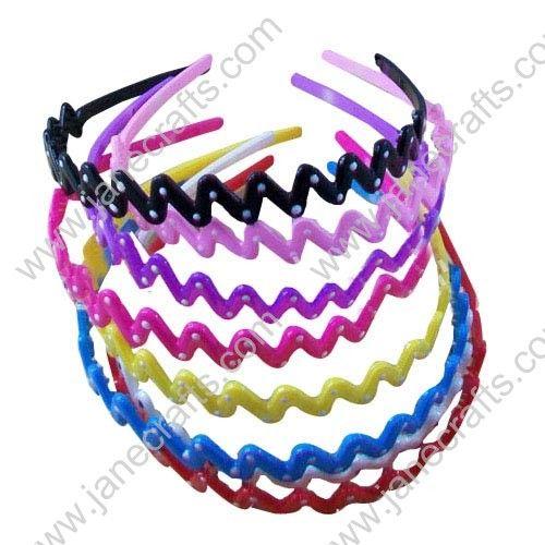 headbands hair headbands plastic headbands fashionable headbands