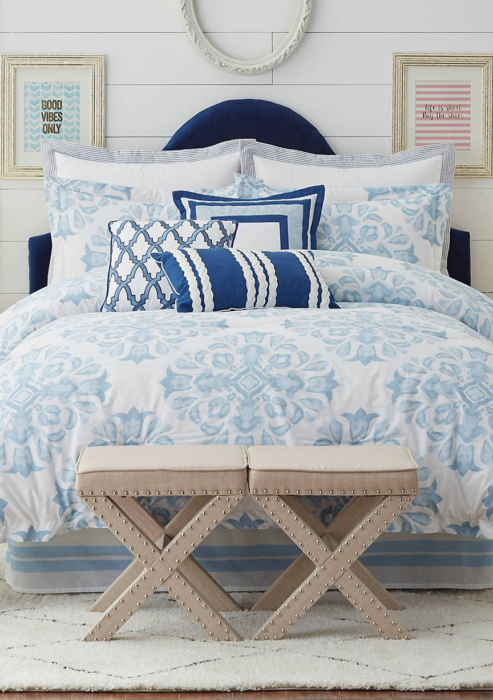 Crown & Ivy™ Aiken Comforter Set King comforter sets