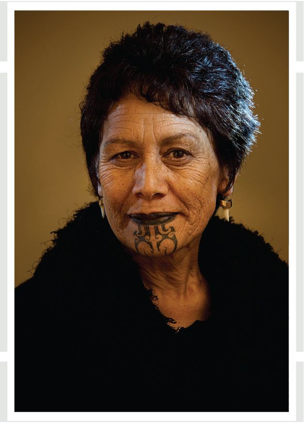 beautiful maori lady with ta moko women tatouages sur. Black Bedroom Furniture Sets. Home Design Ideas