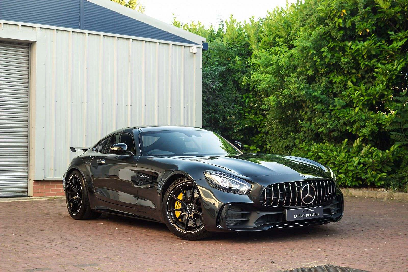 Mercedes Amg Gt R Coupe Lusso Prestige Ltd United Kingdom