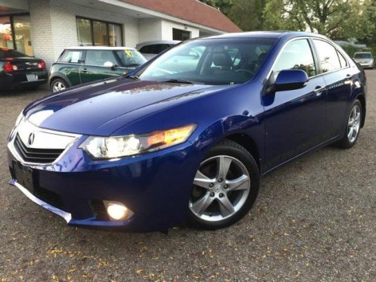Cars for Sale: Used 2012 Acura TSX in w/ Technology ...