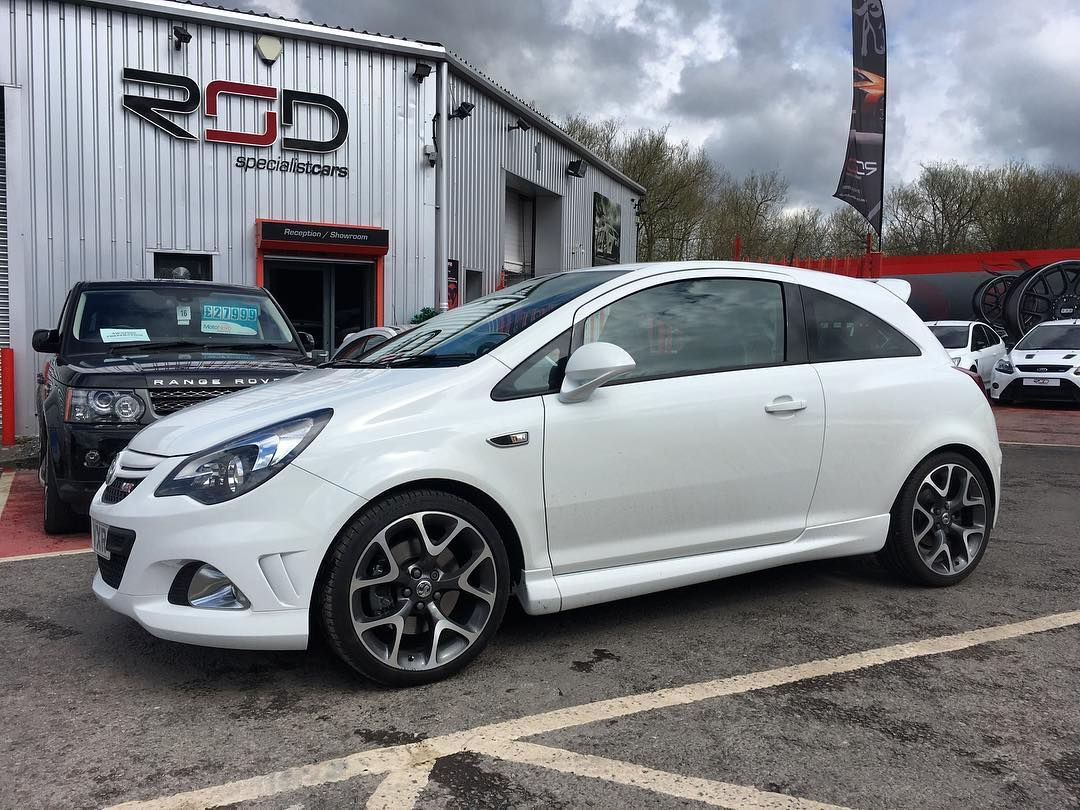 Beautifully Spec D Vauxhall Corsa Vxr Arrived Into Stock