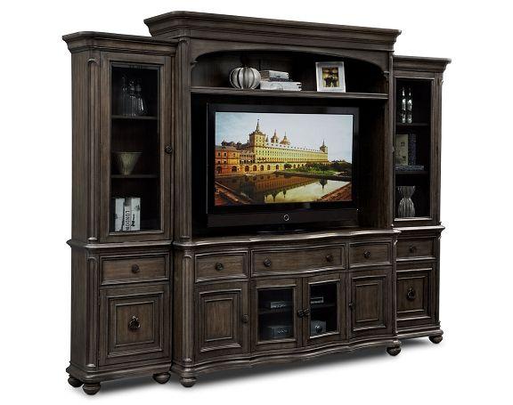 American Signature Furniture Highland, Entertainment Walls Furniture
