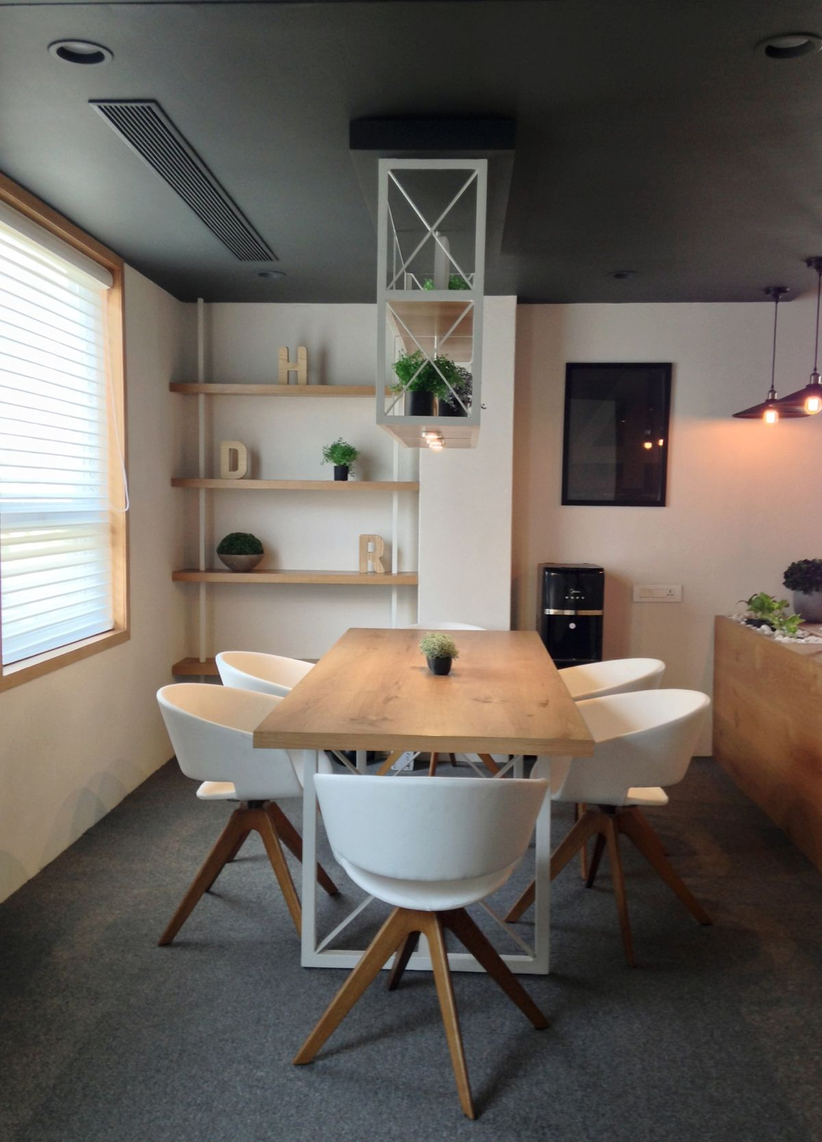 Meeting Room Interior Design Ideas: A Type-face Design Firm's Office By YellowSub Studio