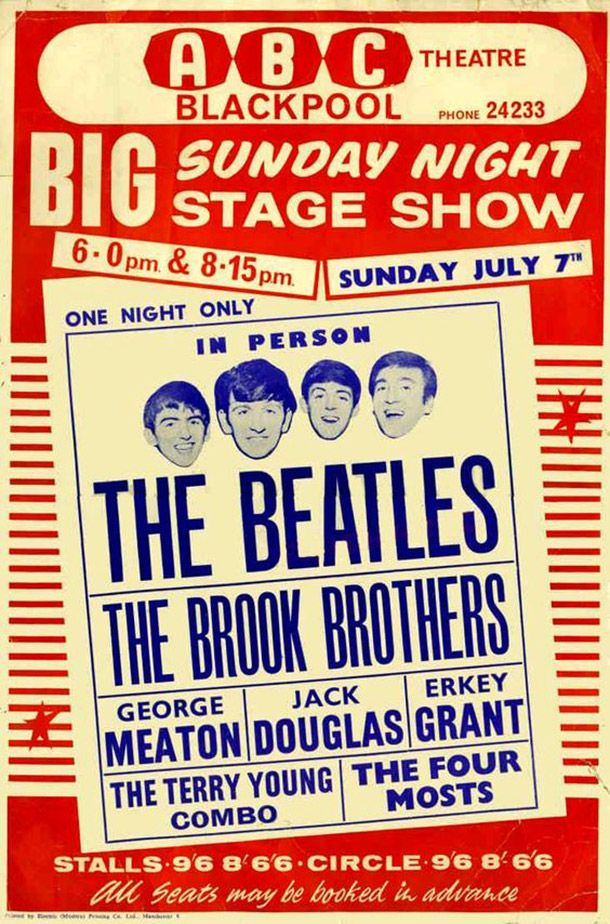 A Evolucao Dos Cartazes De Shows De Rock Dos Anos 60 70 E 80
