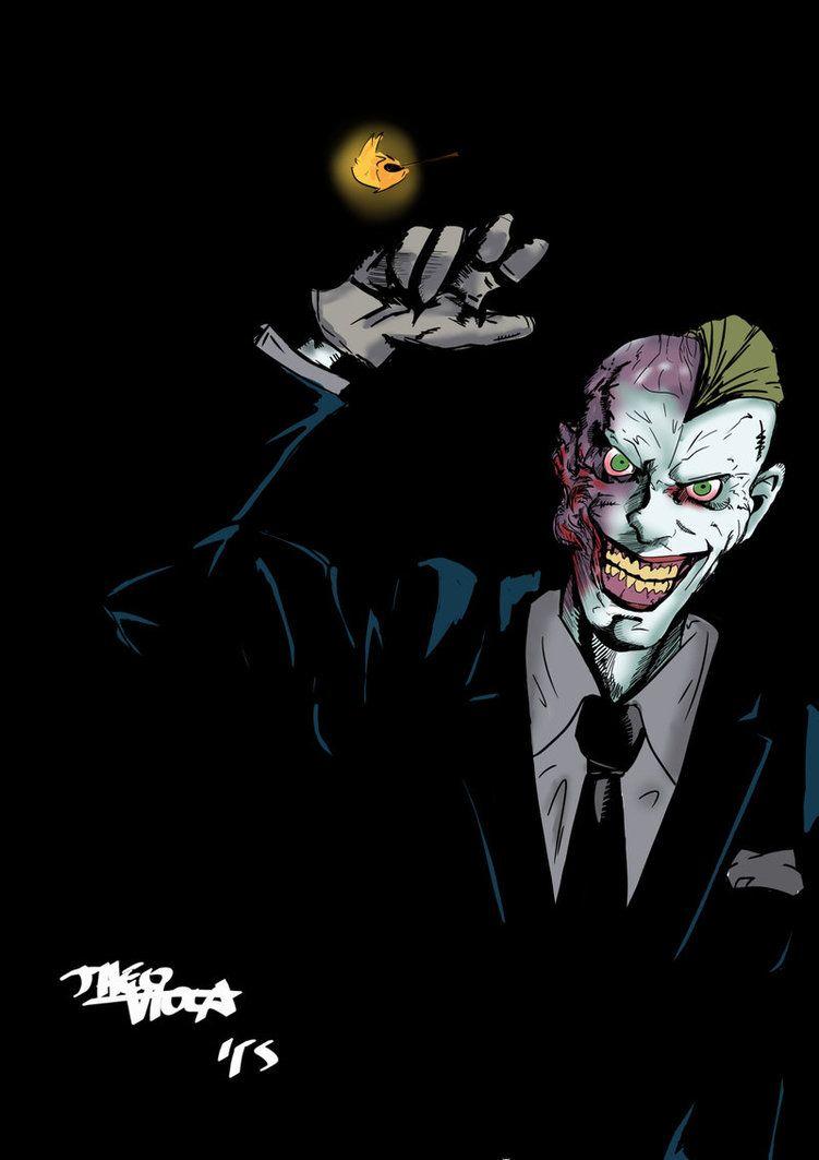 The Pale Man By Theofayde On Deviantart The Joker Pinterest