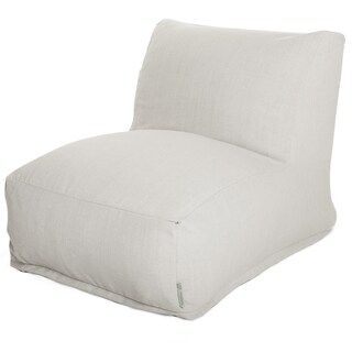 Majestic Home Goods Villa Bean Bag Chair Lounger In 2020