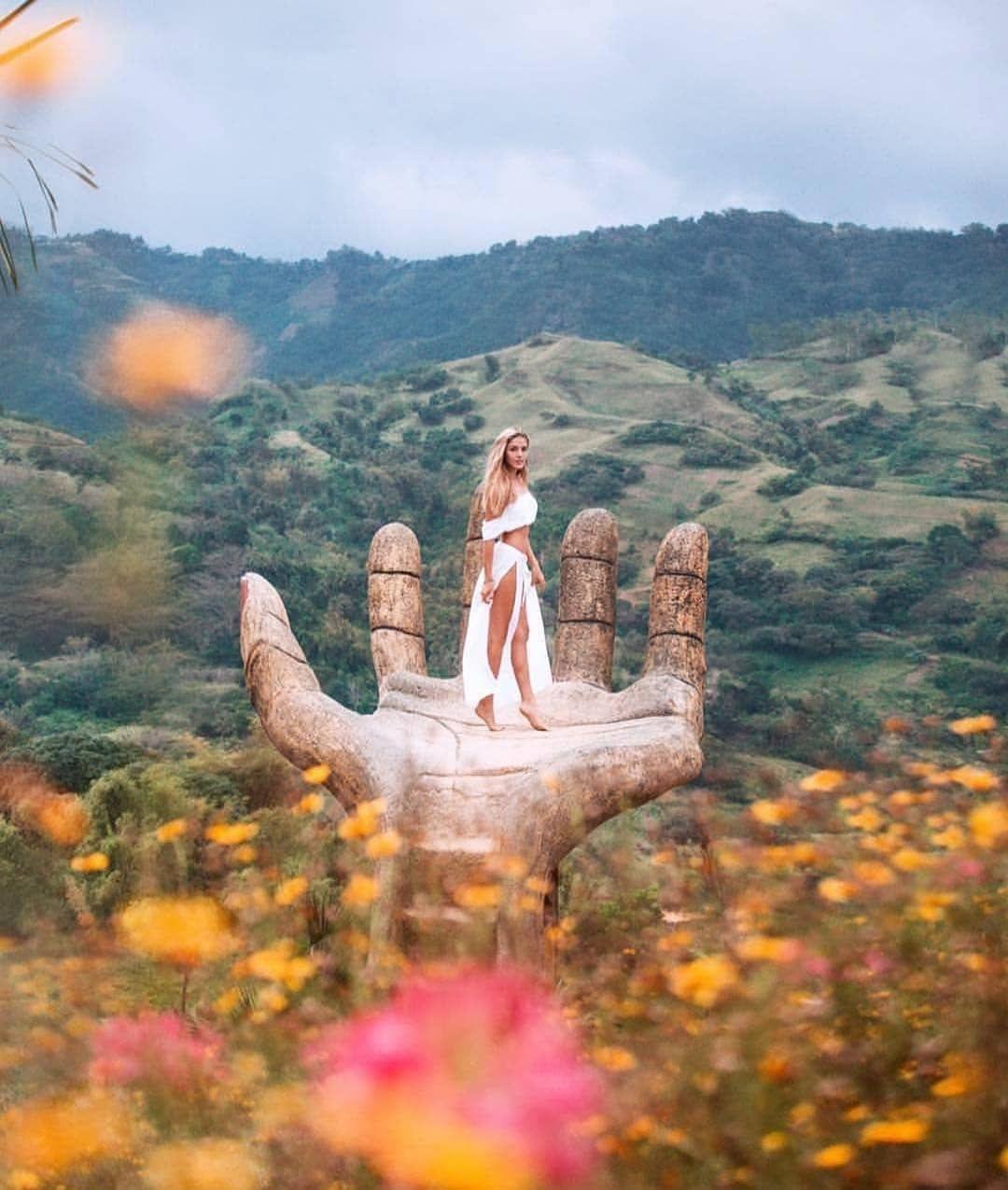 """travel_diaries on Instagram """"📍Sirao Flower Garden, Busay"""