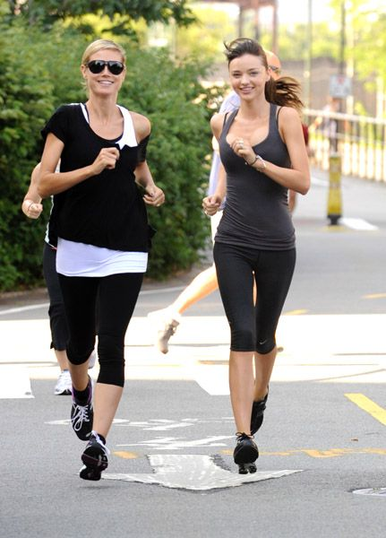 How To Become Model With Weight Loss Tips By Heidi Klum