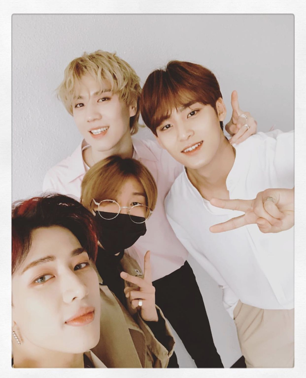 97' Line   or some of them🤧 bambam, Yugyeom, Minghao and