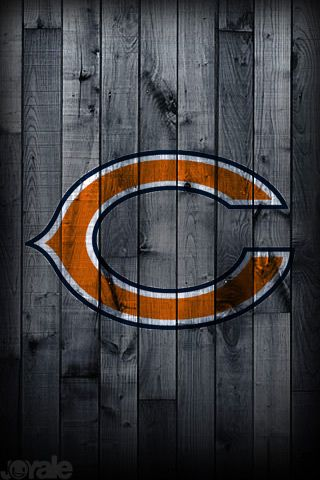 Chicago Bears I Phone Wallpaper Chicago Bears Wallpaper Chicago Bears Logo Chicago Bears Football
