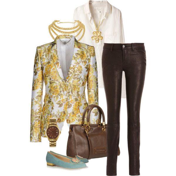 floral print jacket