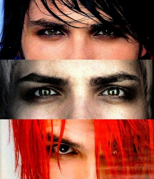 I Just Love Gerard S Eyes What Color Is That