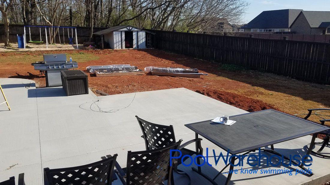 Alabama Inground Pool Kit Construction Pool kits