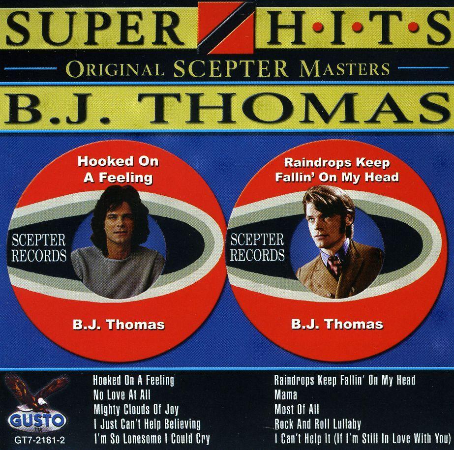BJ Thomas - B.J. Thomas: Super Hits
