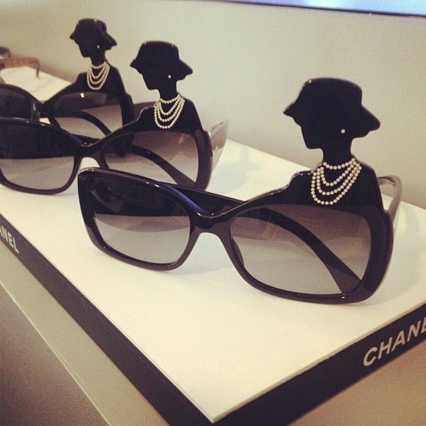 Coco Chanel glasses for Spring 13