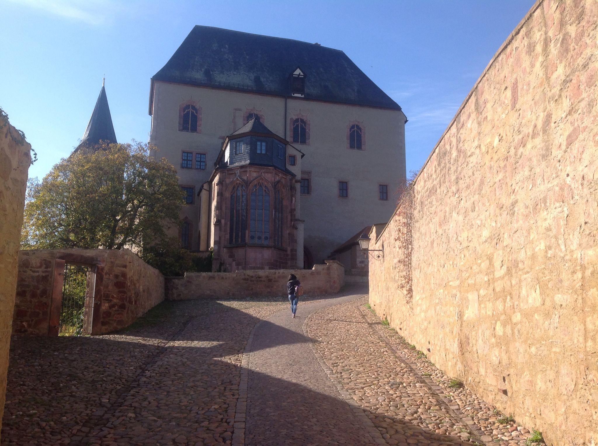 Schloss Rochlitz Sachsen Deutschland Rochlitz Burg Deutschland