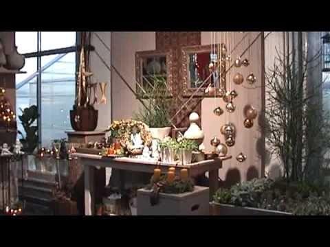 Diy adventskranz in rot wei i landhausstil i advents und weihnachtsdeko i how to youtube - Stylische weihnachtsdeko ...