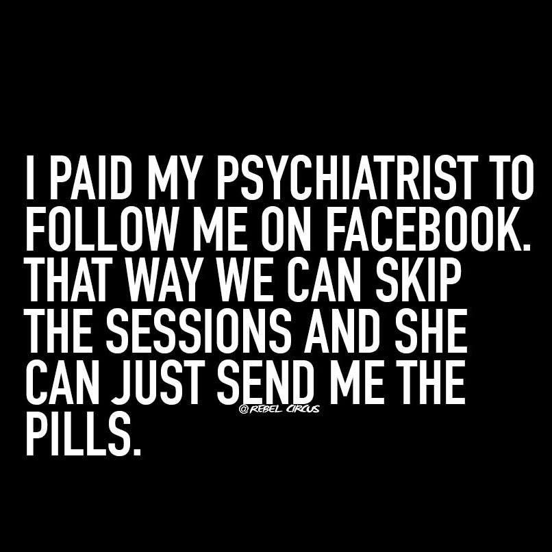 dating my psychiatrist