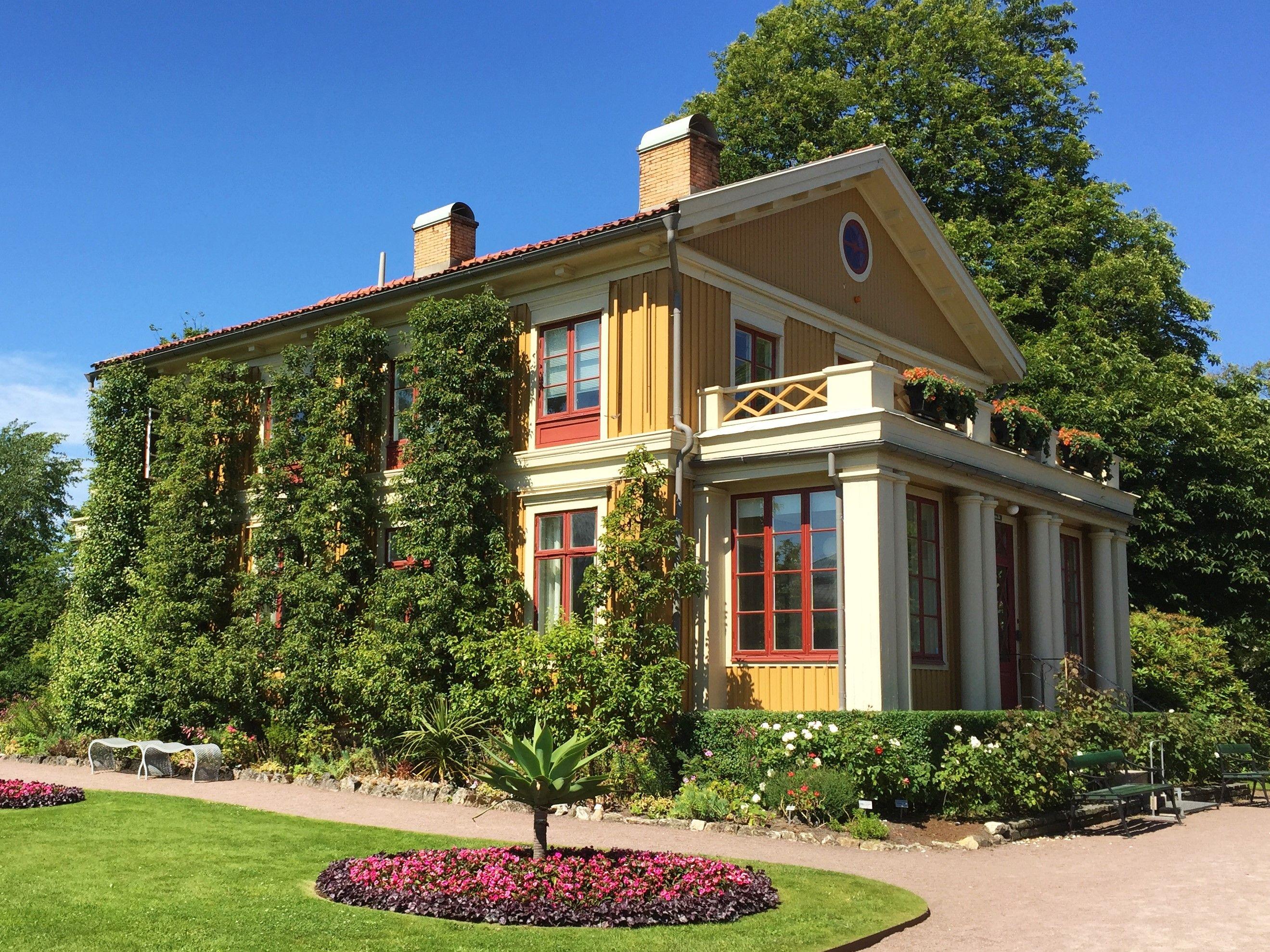 villa i göteborg
