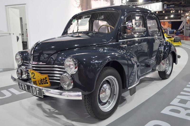 Renault 4cv 1063 1952 Renault Automobile Ancienne Galeries De Photos