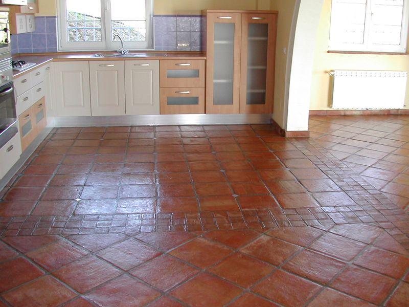 Resultado de imagen de suelo cocina rustico Cocina Pinterest