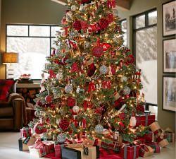 Holiday Decorations & Christmas Holiday Decor | Pottery Barn ...
