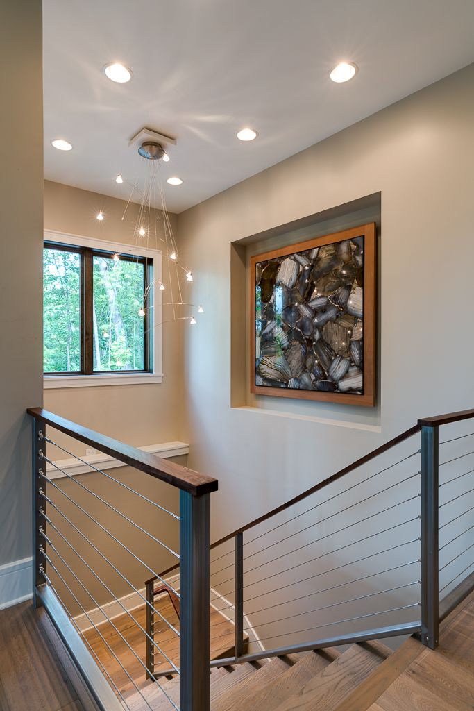 Waynesville Mountain Modern Craftsman | ACM Design | Asheville Architecture u0026 Interiors & Waynesville Mountain Modern Craftsman in 2019 | Accent Walls ...
