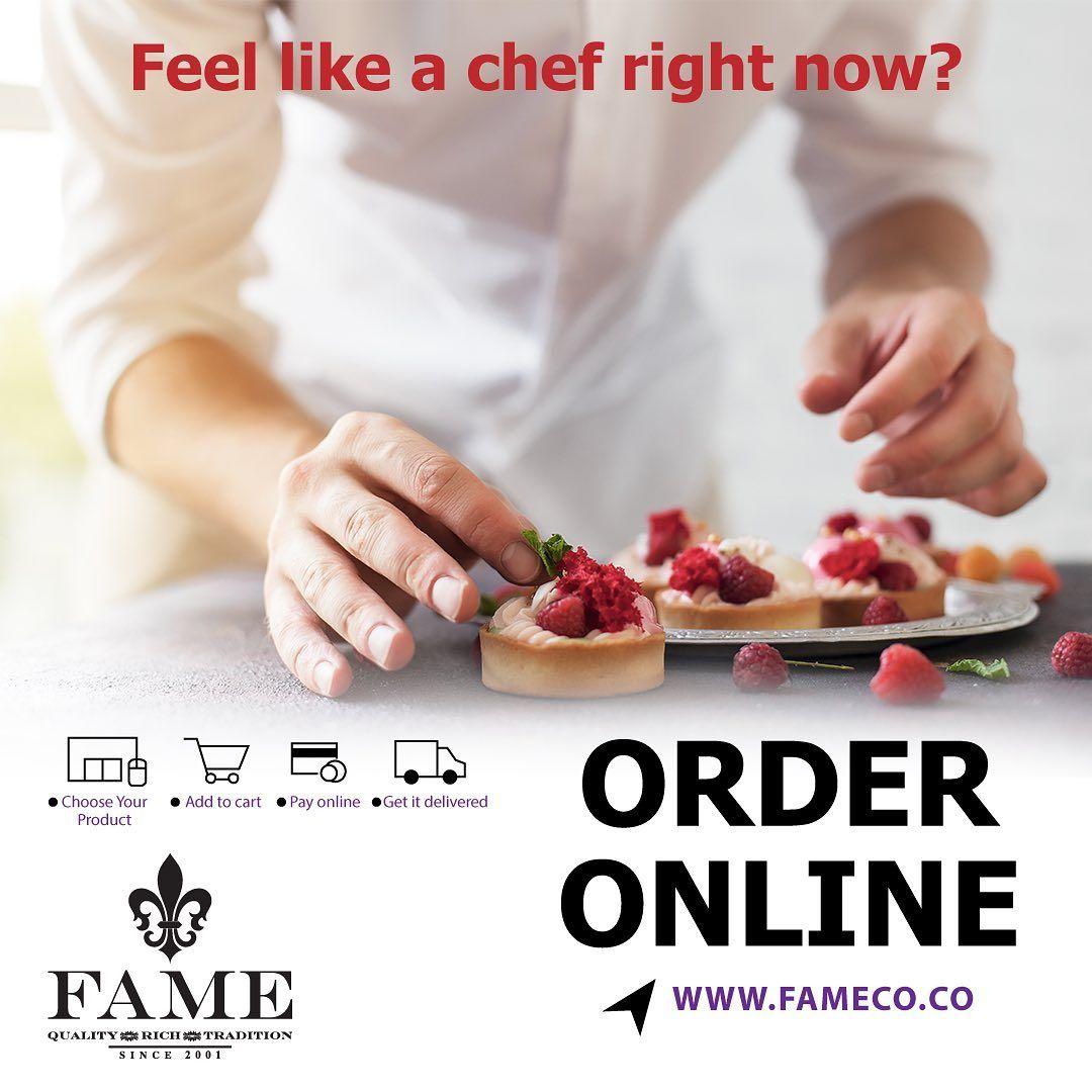 Online Order Www Fameco Co Kuwait Kuwaitchef Forkfeed